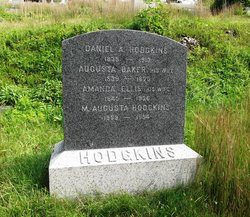 Daniel Augustine Hodgkins