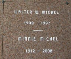 Walter W. Michel