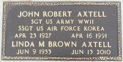 """John Robert """"Jack"""" Axtell"""