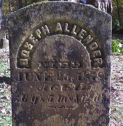 Joseph Allender