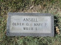 Oliver Oscar Ansell