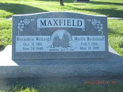 Benjamin Maxfield