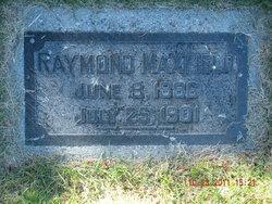 Raymond Maxfield