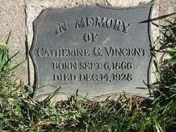 Catherine Grace Vincent