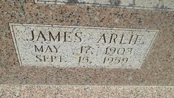 James Arlie Montgomery