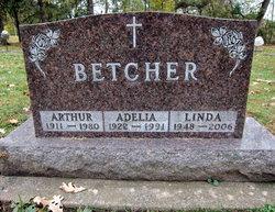 Linda Mae <I>Betcher</I> Arndt
