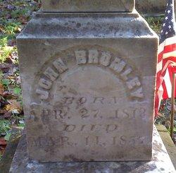 John Bromley Jr.