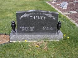 Marjory Rose <I>Stenke</I> Cheney