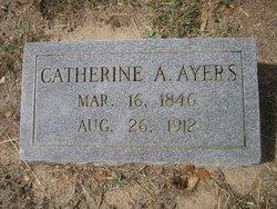 "Columbia Ann ""Catherine"" <I>Honeycutt</I> Ayers"