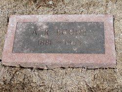 A. R Boone