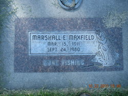 Marshall Maxfield