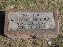 Margaret Nicholas