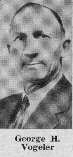 George Herbert Vogeler
