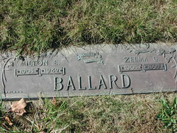 Milton Elmer Ballard