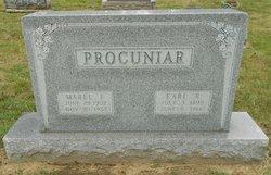 Mabel Elizabeth <I>Brenner</I> Procuniar