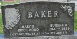 Eugene R. Baker