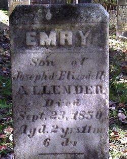 Emry Allender