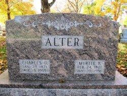Myrtle B Alter
