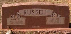 Emmett Henry Russell