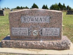 Mable <I>Bocox</I> Bowman