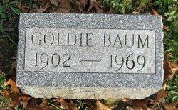 Goldie <I>Gettys</I> Baum