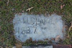 A. H. Bennett