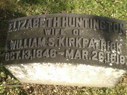 Elizabeth Huntington <I>Jones</I> Kirkpatrick