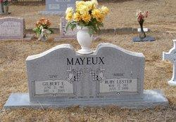 """Gilbert E """"Gene"""" Mayeux"""