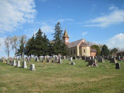 Saint Wenceslaus Catholic Church Cemetery