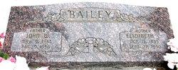 Elizabeth <I>Charlesworth</I> Bailey