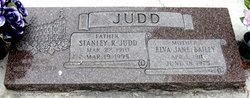 Stanley R Judd