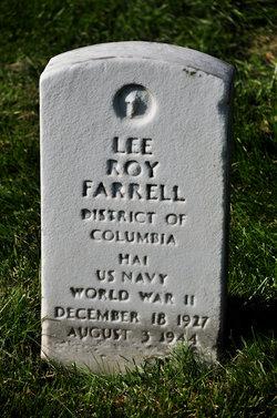 Lee Roy Farrell