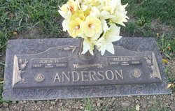 Merel <I>Riggs</I> Anderson