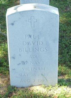 Paul David Billings