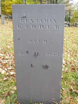 Benjamin Kidder