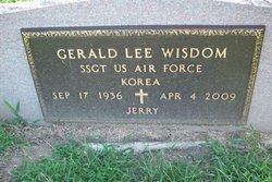 "Gerald Lee ""Jerry"" Wisdom"