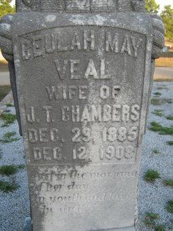 Beulah May <I>Veal</I> Chambers