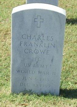 Charles Franklin Crowe