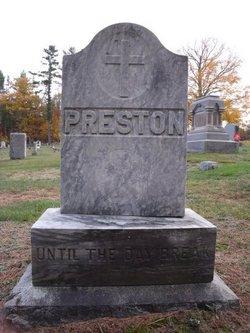 John Earl Preston