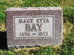 Mary Etta <I>Marick</I> Bay