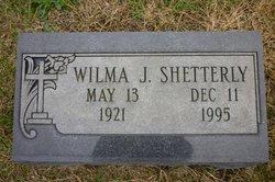 Wilma J. Shetterly