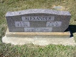 Benjamin G. Alexander