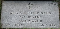 Melvin Richard Gates