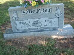 Rudell Ethel <I>Potts</I> Artherholt