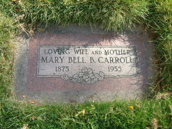 Mary Belle <I>Black</I> Carroll