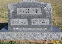 Mary O. <I>Powell</I> Goff