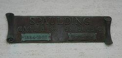 Carl Franklin Spaulding Sr.