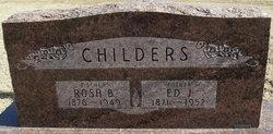Rosa Belle <I>Hornbeck</I> Childers