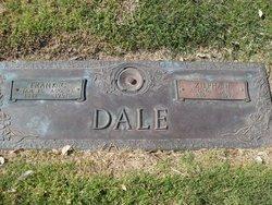 Zilpha Jefferson <I>Hall</I> Dale