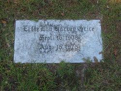 Effie Lou <I>Harvey</I> Brice